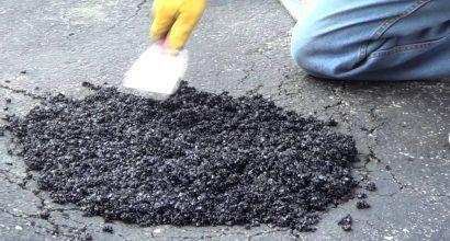 [city] tarmac repairs
